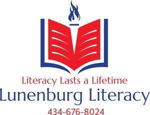 Lunenburg Literacy Logo